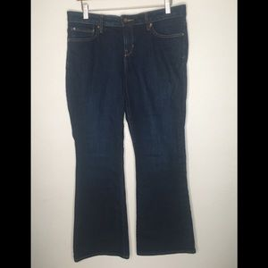 NWOT GAP Perfect Boot Jeans